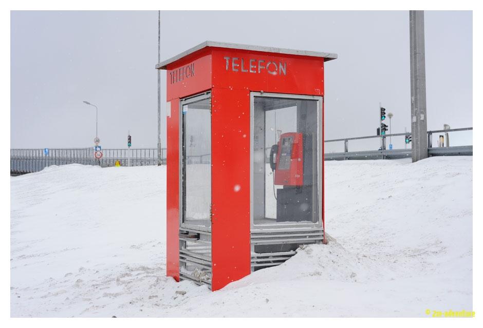 Wer kann da telefonieren?